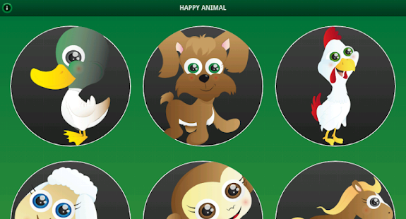 Happy Animal- miniatura screenshot