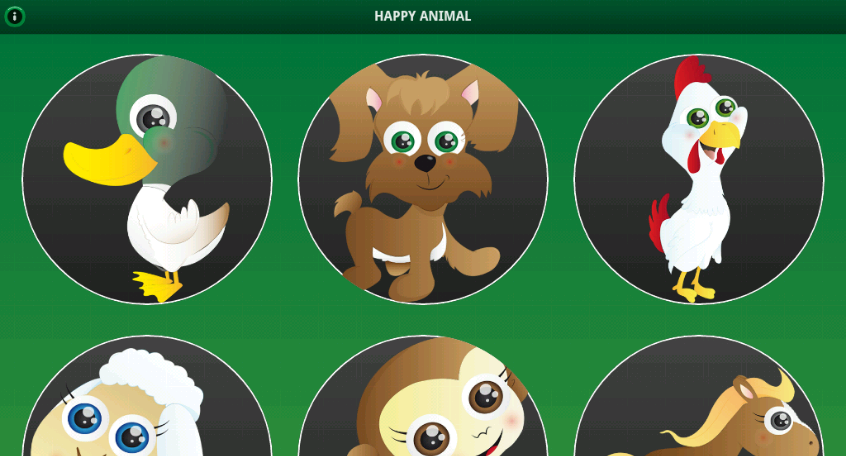 Happy Animal- screenshot