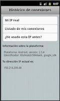 Screenshot of Mi IP