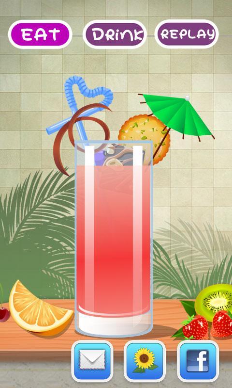 Make Juice Now - Cooking game- screenshot
