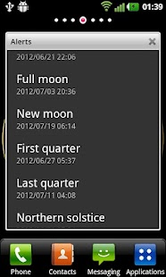 AstroClock - screenshot thumbnail
