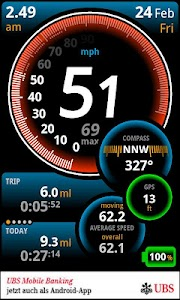 Ulysse Speedometer v1.9.8
