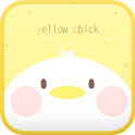 Yellow Chick go launcher theme icon