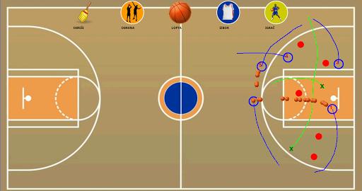 玩工具App 战术板 - 篮球免費 APP試玩