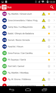 TMBAPP (Metro Bus Barcelona) - screenshot thumbnail