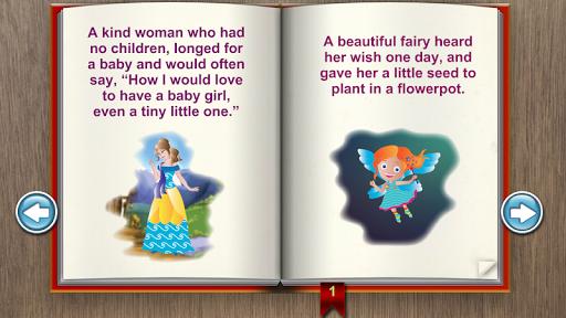 Thumbelina Books
