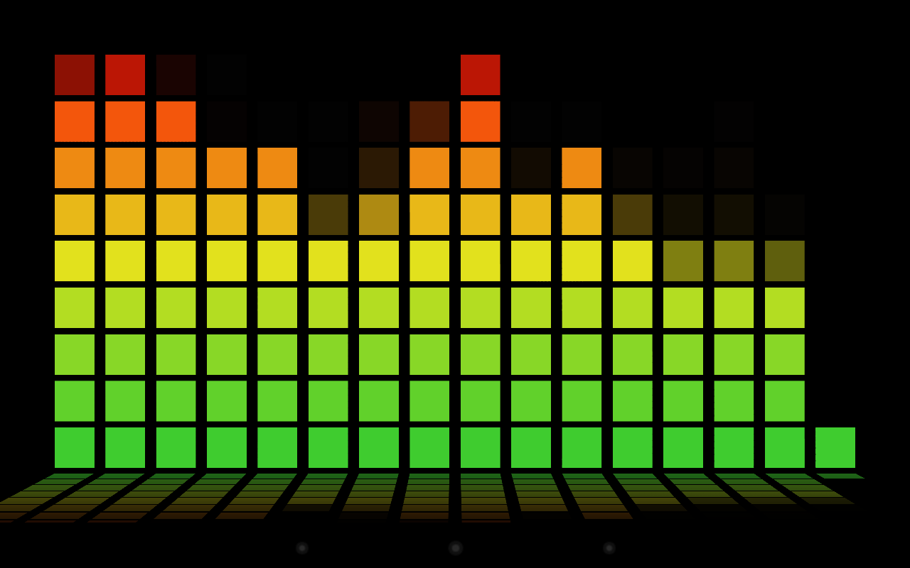 Music Visualizer- screenshotSound Bar Visualizer