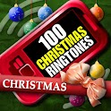 100 Christmas Ringtones (Free) logo