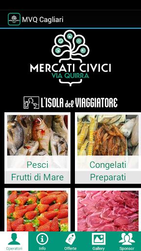 Mercato di Via Quirra Cagliari