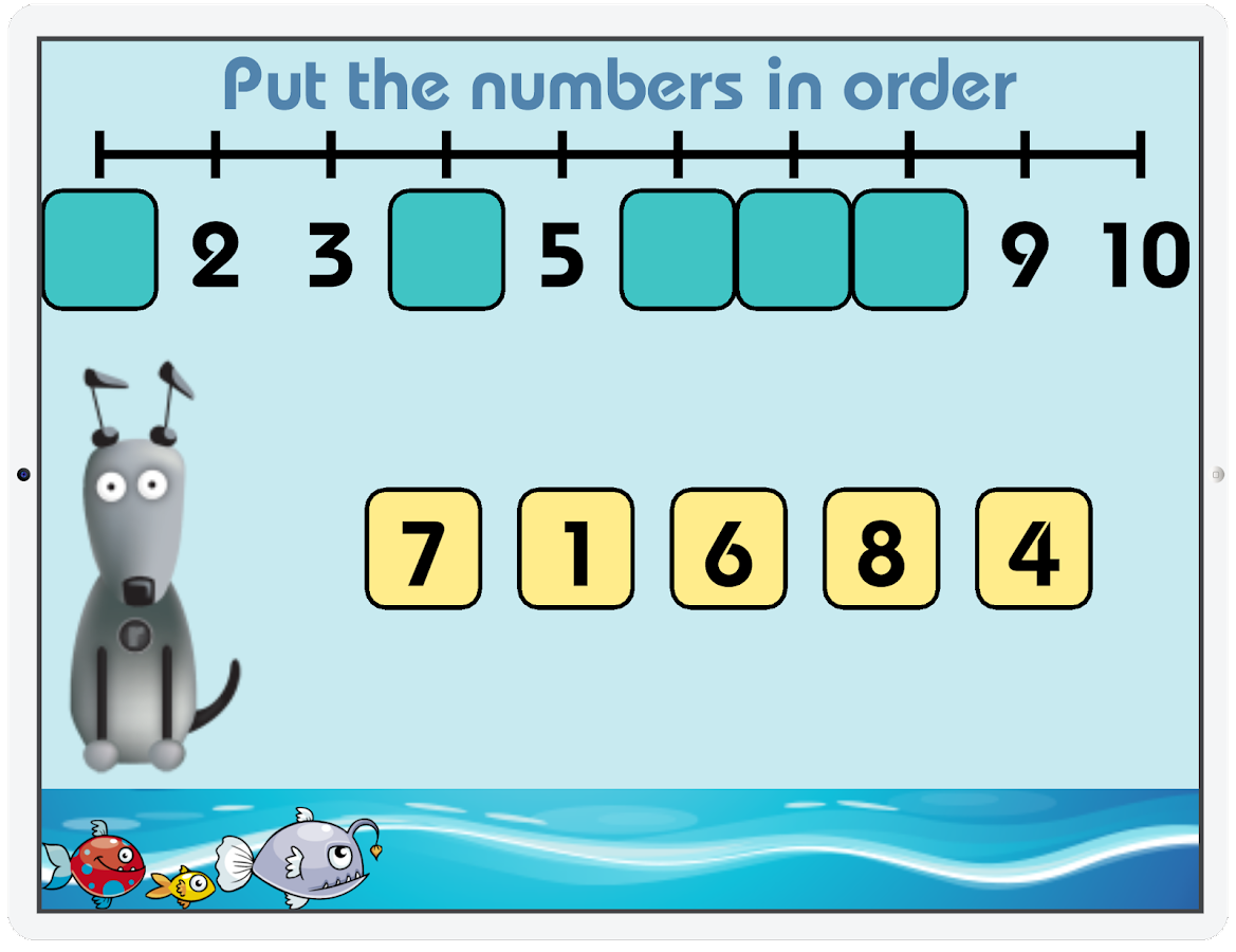 Learn with Rufus: Numbers- screenshot