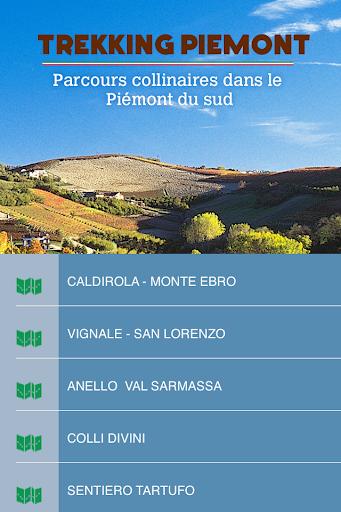 玩旅遊App TREKKING PIEMONT免費 APP試玩