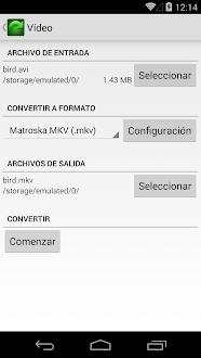 Convertidor de archivos Gratis