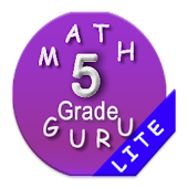 Fifth Grade Kids Math GuruLite