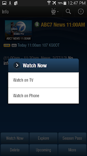 TiVo - screenshot thumbnail