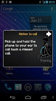 Screenshot of Super Missed Call