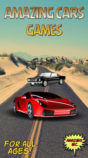 Fun Car Games for Kids Free
