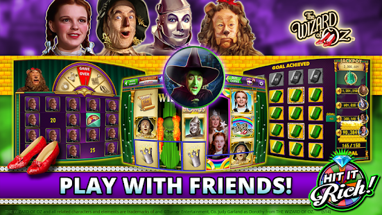 Hit it Rich! Free Casino Slots- screenshot thumbnail