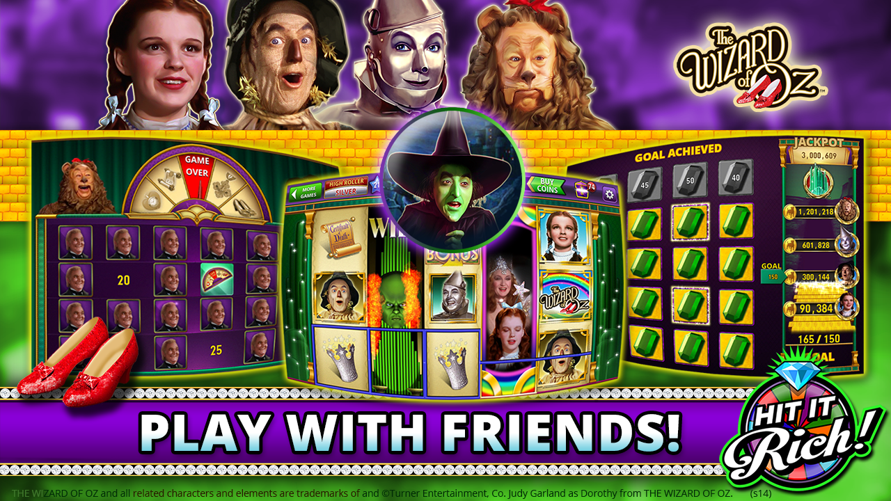 Hit It Rich Free Casino Slot