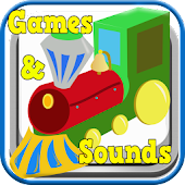 Train Toddler Games & Sounds