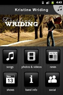 Kristine Wriding - screenshot thumbnail