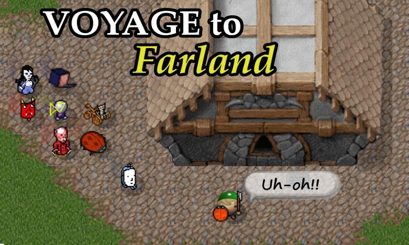 Voyage to Farland - screenshot