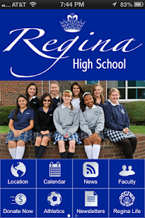 Regina High School- screenshot thumbnail