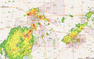 Screenshot of Tempest Weather Radar Free