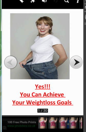 achieve your weight loss goals