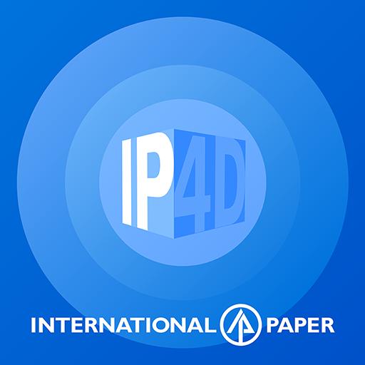 International Paper 4D 商業 LOGO-阿達玩APP