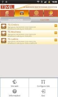 TML TV- screenshot thumbnail