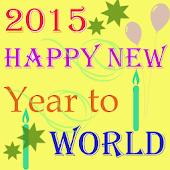 Happy New Year 2015 Cheers