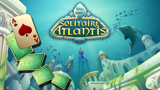 Solitaire Atlantis - náhled