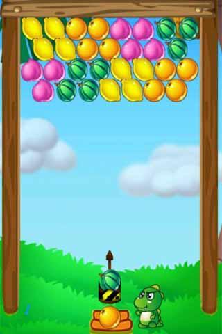 Fruit Bubble Crush