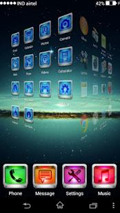 ios 7 theme blackberry download