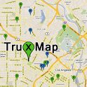 Live Food Trucks Map - TruxMap icon
