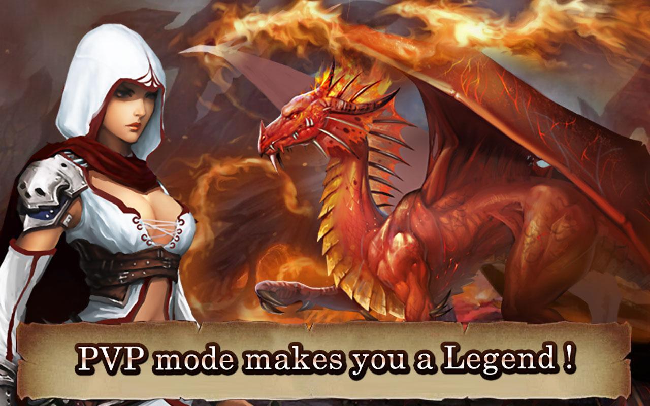 Stilland War (Online MMO RPG)- screenshot