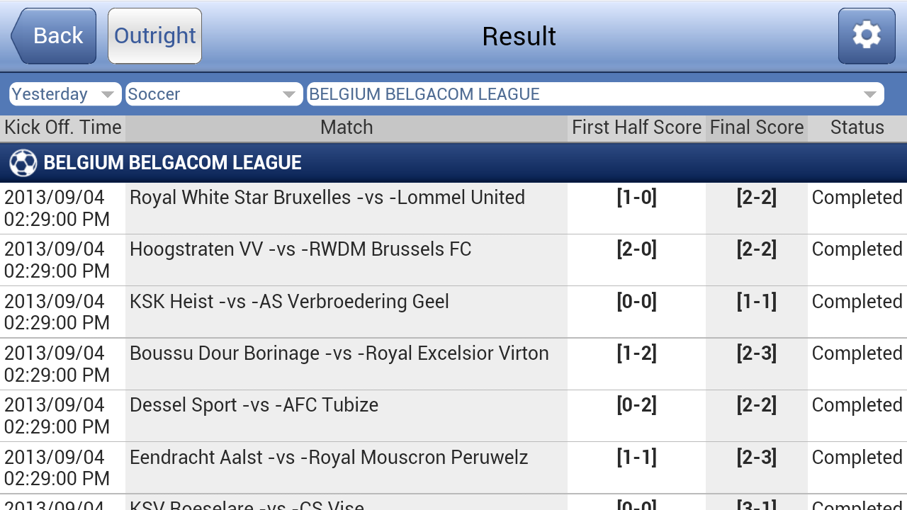 IBCBET- screenshot