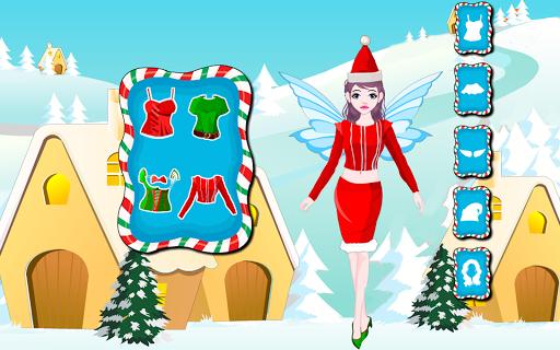 【免費休閒App】Daisy Christmas Dress Up-APP點子