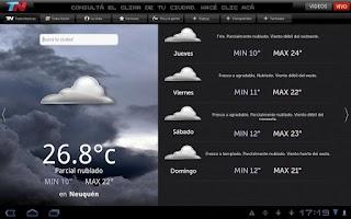 Screenshot of TN