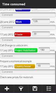 Rabotan ToDo Calendar- screenshot thumbnail