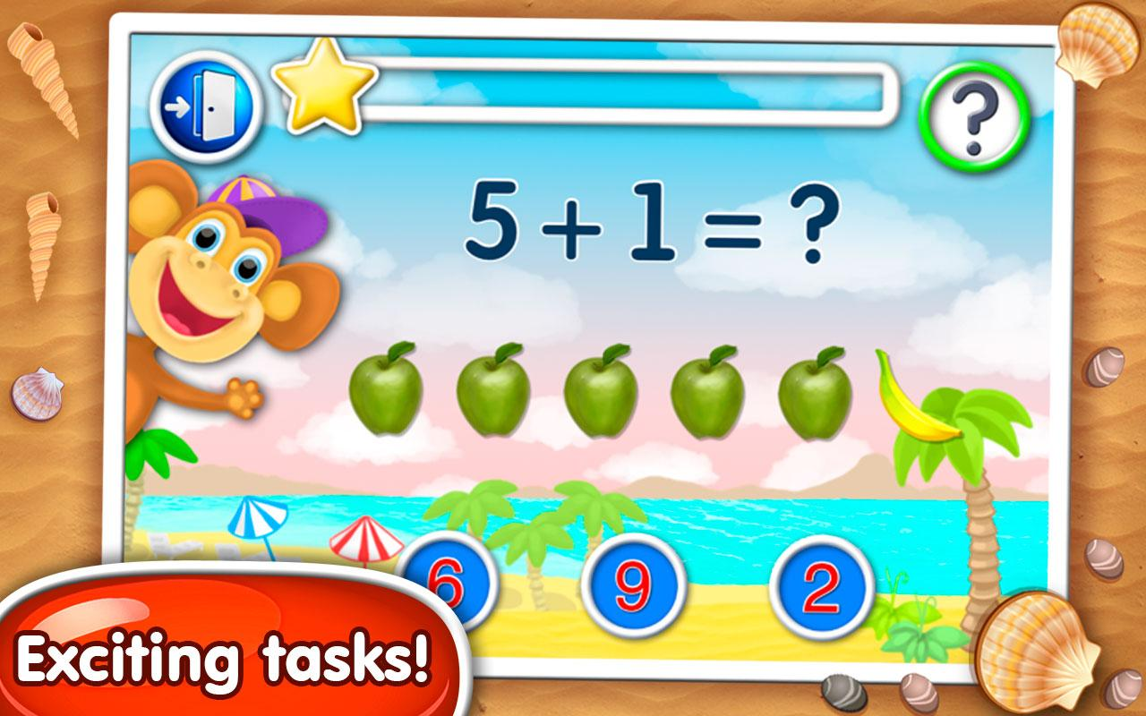 math count u0026 numbers for kids android apps on google play