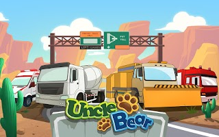 Screenshot of Kids Puzzle:Vehicles