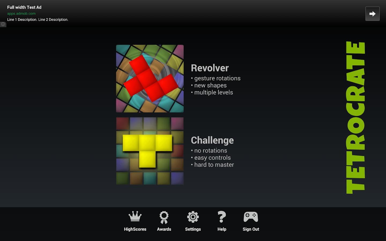 TetroCrate: Brick Puzzle Game - screenshot