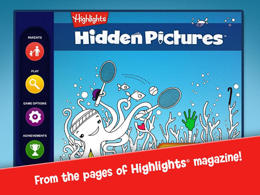 Highlights Hidden Pictures™