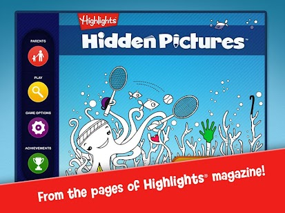 Highlights Hidden Pictures™ - screenshot thumbnail