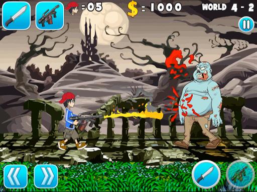 Crusher The Zombie Hunter Free