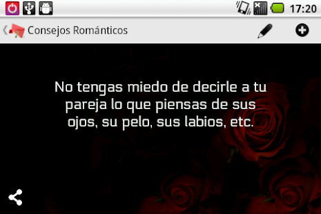 Romantic Advice (Spanish) - screenshot thumbnail