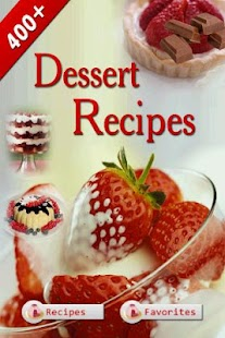 Dessert Recipes Cookbook - screenshot thumbnail