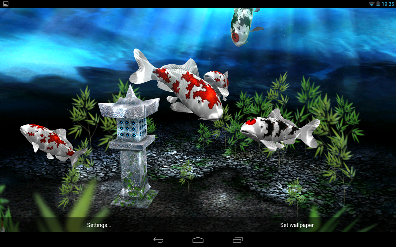 My 3D Fish II - screenshot