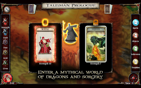 Talisman: Prologue Screenshot 10